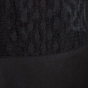 Chelsea28 Skirts - * Black Lace Overlay Skirt by Chelsea 28 Sz. L